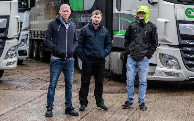 لماذا لا يريد سائقو الشاحنات الأوروبيون العودة إلى المملكة المتحدة؟