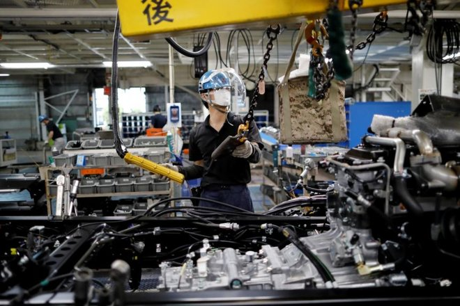 الطلب على الآلات الأساسية في اليابان يرتفع 0.9% خلال يوليو