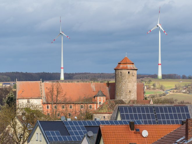 الاتحاد الألماني لشركات الطاقة يطالب بتحول أسرع إلى مصادر الطاقة المتجددة