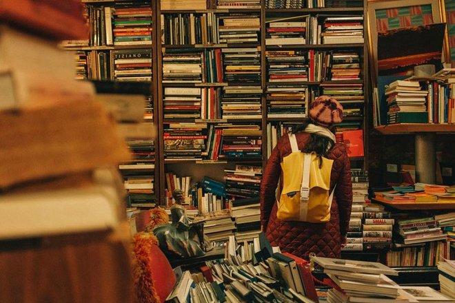 القراءة دواء الروح بحثا عن معنى