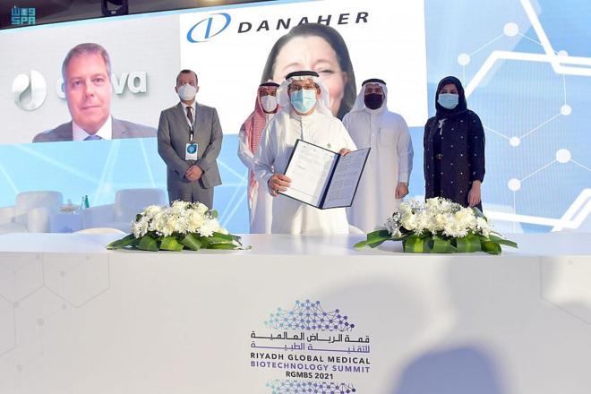 3 اتفاقيات سعودية معشركات عالمية لصناعة اللقاحات وتطوير أبحاث التقنيةالطبية