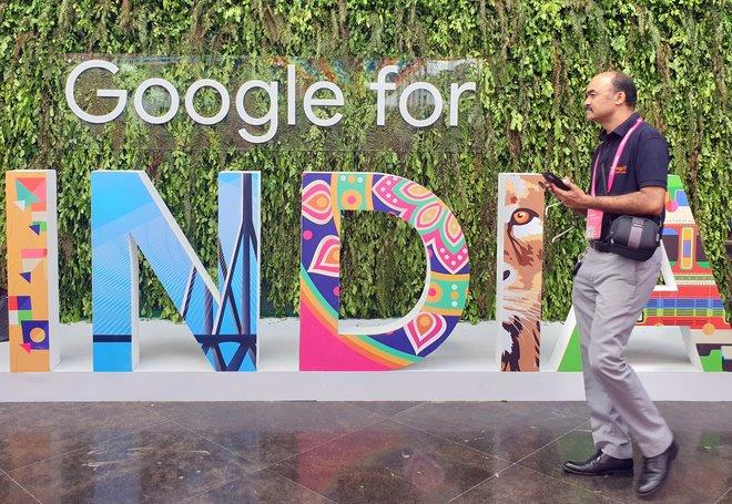 """الهند: """"جوجل"""" تمارس أنشطة تجارية مقيدة وضد المنافسة قد تعرضها للغرامات"""
