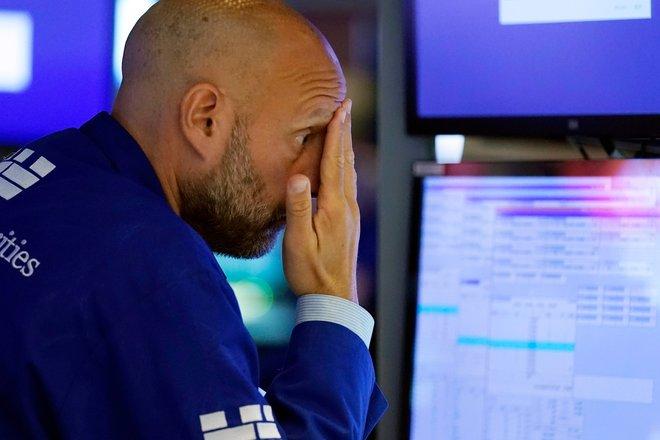 الأسهم الأمريكية تهبط