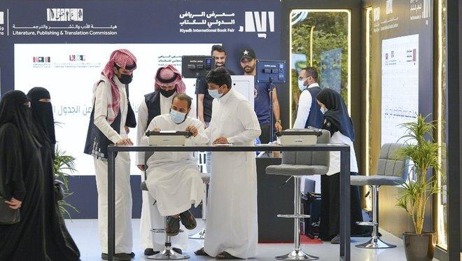 الرياض تصافح العالم بمعرض كتاب الأضخم في تاريخ السعودية
