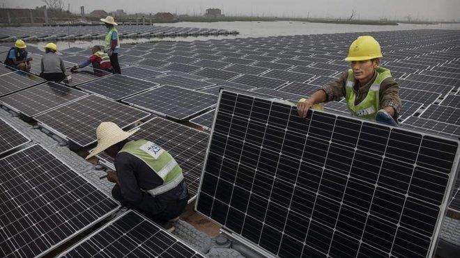 الصين تعيد رسم خريطة الطاقة المتجددة عالميا بمشروع الـ 400 جيجاواط