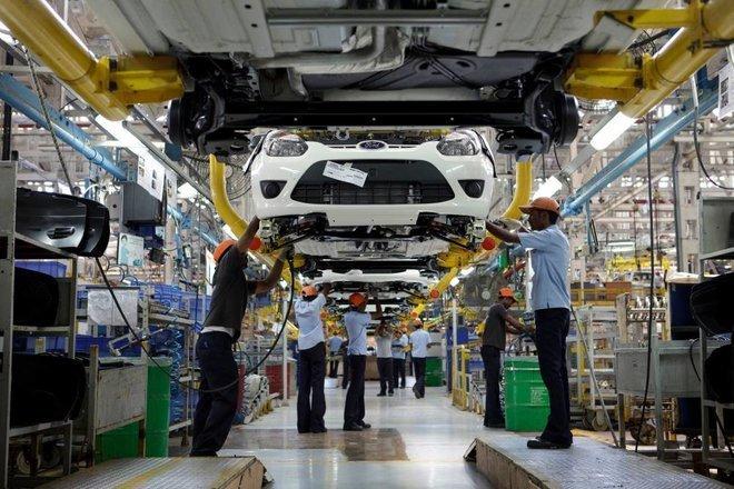 """""""فورد"""" تقرر وقف تصنيع السيارات في الهند.. توقعات بتضرر 4 آلاف عامل"""