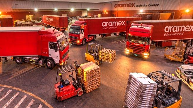 """شركة """"أرامكس"""" في دبي تجري محادثات لشراء """"إم.إن.جي كارجو"""" التركية"""