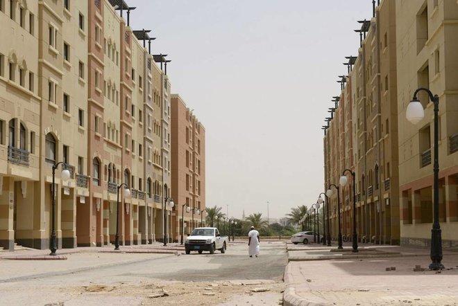 38.3 ألف أسرة سكنت منازلها في المملكة خلال الربع الثاني