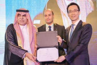 «هواوي» أول شركة صينية تحصل على ترخيص الاستثمار المباشر في المملكة
