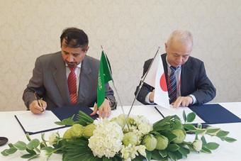 «السعودية للكهرباء» توقع 3 اتفاقيات ومذكرات مع شركات يابانية