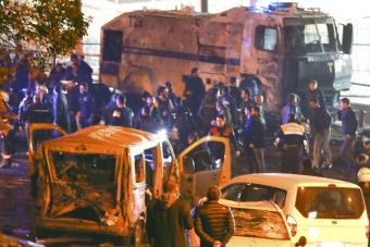 ارتفاع حصيلة ضحايا التفجيرين في تركيا إلى 38 قتيلا