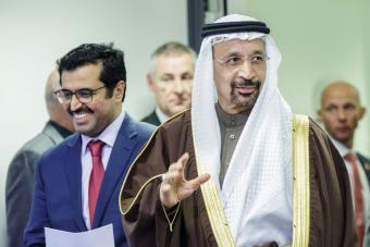 الفالح: التقارب السعودي - الروسي أعاد التوازن للسوق .. وسندعم تنشيط الاستثمارات
