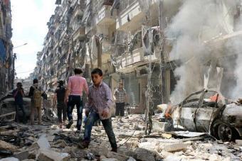 المملكة تؤكد أهمية التحرك الفوري لإيقاف المجازر في حلب