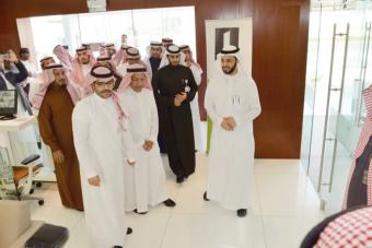 «مدن» تدشن مجموعة من المشاريع الخدمية في المدينة الصناعية الثانية في الرياض
