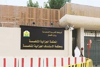 السجن 5 سنوات لمواطن أيد «داعش» وكتب اسم قائده على الجدران