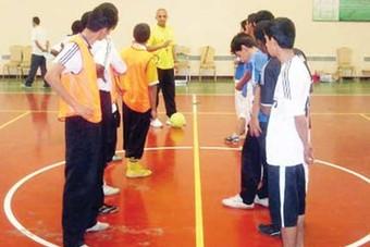 5 آلاف طالب يستعرضون مواهبهم في بطولة كرة القدم