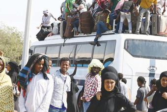 70 طائرة ترحّل 32 ألف إثيوبي حتى نهاية نوفمبر