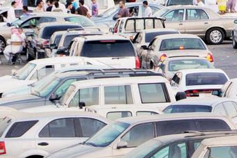 الحملات المتواصلة لضبط المخالفين تخفض أسعار السيارات المستعملة