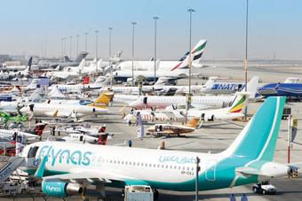 طيران ناس يطلق أربع رحلات أسبوعية من الرياض إلى الكويت