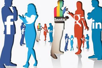 أشهر 7 شبكات تواصل اجتماعي استقبلت 3.7 مليون مستخدم في 2013
