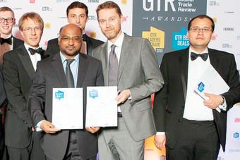 «جلوبل تريد» العالمية تتوج «موبايلي» بجائزة  أفضل صفقة تمويل تجاري