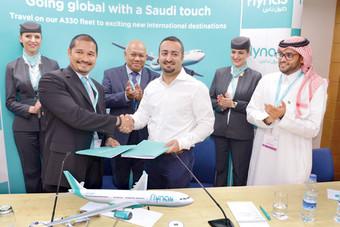 «طيران ناس» يوسع انتشاره في مصر بعد توقيع مذكرة تفاهم استراتيجية مع «نسما» للطيران
