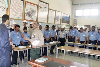 «السعودية للكهرباء» تحتفل بتخريج 961 متدربا  في معاهدها