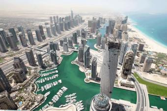 12 مليار درهم قيمة التصرفات العقارية في دبي خلال النصف الأول من يناير
