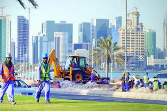 الركود يضرب عقارات قطر ويرفع أسعار الغذاء