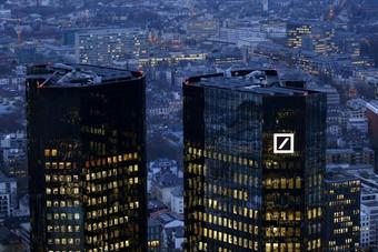 ارتفاع أرباح دويتشه بنك خلال الربع الثالث