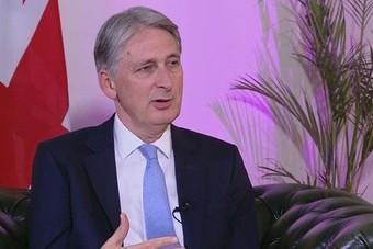 وزير الخزانة البريطاني: نعمل بشكل وثيق مع السعودية لتحقيق رؤية 2030
