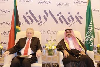 جنوب افريقيا : قادرون على أن نكون شركاء استراتيجيين لتحقيق رؤية السعودية 2030
