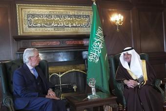 سفير فرنسا : علاقاتنا مع السعودية في أوج قوتها .. وجاهزون للمشاركة في نيوم وآمالا والقدية والبحر الأحمر