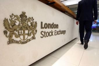 مؤشر بورصة لندن يغلق علي انخفاض