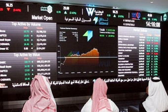 4d256825f مؤشر سوق الأسهم السعودية يغلق مرتفعًا عند مستوى 8854.49 نقطة