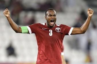 """""""الآسيوي"""" يوقف لاعب السد القطري عبدالكريم حسن 5 أشهر"""