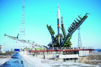 مركبة فضائية روسية خاصة للسياح