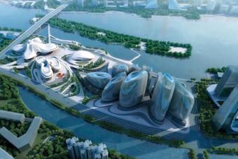 """دبي تطبع أكبر مبنى في العالم بتقنية """"ثلاثية الأبعاد"""""""