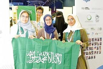 فريق سعودي يشارك في بطولة العالم للروبوتات والذكاء الاصطناعي في دبي