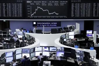 الأسهم الأوروبية تتراجع عن أعلى مستوياتها خلال 4 أعوام