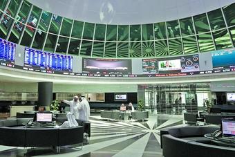 مؤشرا البحرين يقفلان على تباين