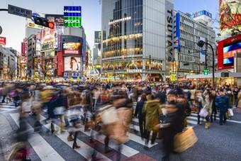 انخفاض مبيعات التجزئة في اليابان أكثر من المتوقع بعد زيادة ضريبة المبيعات