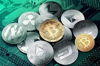 ارتفاع جماعي لأسعار العملات الرقمية المشفرة أمام الدولار