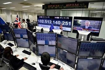 مؤشر بورصة لندن يغلق على ارتفاع