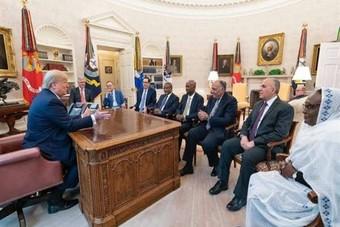 استئناف مفاوضات سد النهضة في واشنطن لليوم الثالث