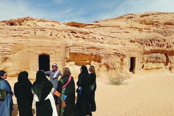 بدعم خطة سعودية طموحة .. نمو السياحة في الشرق الأوسط 8 %