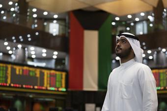 بورصة الكويت تنهي تعاملاتها على ارتفاع المؤشر العام 25.7 نقطة