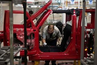 مبيعات جنرال موتورز في الصين في 2019 تهبط للعام الثاني