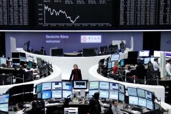 أسهم أوروبا تتراجع و توقعا لمزيد من التدخل من المركزي الصيني