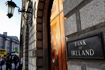 """انهيار أرباح مجموعة """"بنك أوف آيرلاند جروب"""" المصرفية خلال العام الماضي"""